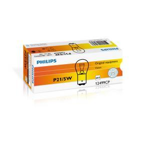 Stop light bulb 12499CP PHILIPS