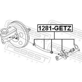 Buy Clutch master cylinder for HYUNDAI Getz (TB) 1.1, 67