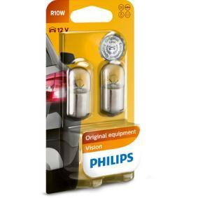 N072601012702 für MERCEDES-BENZ, SMART, Glühlampe, Blinkleuchte PHILIPS (12814B2) Online-Shop