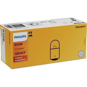 PHILIPS Glühlampe, Blinkleuchte N072601012702 für MERCEDES-BENZ, SMART bestellen
