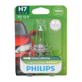 Крушка с нагреваема жичка, фар за дълги светлини PHILIPS Art.No - 12972LLECOB1 OEM: 532472 за купете