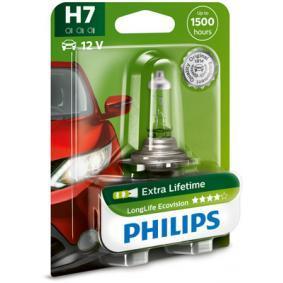 PHILIPS 12972LLECOB1 Glühlampe, Fernscheinwerfer OEM - N400809000007 MERCEDES-BENZ, SMART günstig