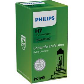 PHILIPS 12972LLECOC1 Glühlampe, Fernscheinwerfer OEM - 10044613 LIEBHERR günstig