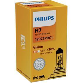 Fernscheinwerfer Glühlampe 12972PRC1 PHILIPS