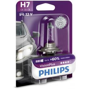 532472 за , Крушка с нагреваема жичка, фар за дълги светлини PHILIPS (12972VPB1) Онлайн магазин