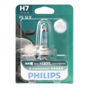 Izzó, távfényszóró PHILIPS Art.No - 12972XV+B1 OEM: 400809000007 mert MERCEDES-BENZ, SMART vesz