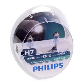 Крушка с нагреваема жичка, фар за дълги светлини PHILIPS Art.No - 12972XV+S2 OEM: 532472 за купете