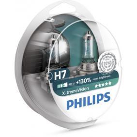 PHILIPS 12972XV+S2 Glühlampe, Fernscheinwerfer OEM - N400809000007 MERCEDES-BENZ, SMART günstig