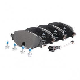 ATE Kit de plaquettes de frein, frein à disque (13.0470-2785.2) à bas prix