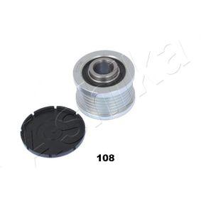 Generatorfreilauf ASHIKA Art.No - 130-01-108 OEM: 23151JD20A für NISSAN kaufen