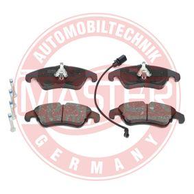MASTER-SPORT Bremsbelagsatz, Scheibenbremse 8K0698151H für VW, AUDI, SKODA, SEAT, PORSCHE bestellen