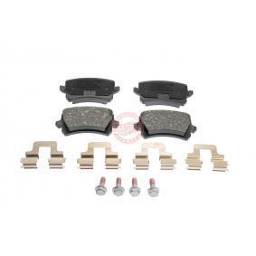 Bremsbelagsatz, Scheibenbremse MASTER-SPORT Art.No - 13046027492N-SET-MS OEM: 4F0698451D für VW, AUDI, SKODA, SEAT, HONDA kaufen