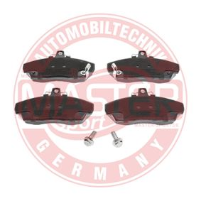 MASTER-SPORT Комплект спирачно феродо, дискови спирачки GBP90313 за SKODA, ROVER, MG купете