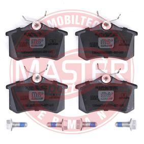 MASTER-SPORT Bremsbelagsatz, Scheibenbremse 4B0698451A für VW, AUDI, FORD, RENAULT, PEUGEOT bestellen