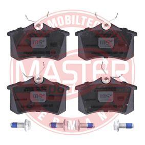 MASTER-SPORT Bremsbelagsatz, Scheibenbremse 8E0698451B für VW, AUDI, FORD, SKODA, SEAT bestellen