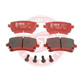 MASTER-SPORT Bremsbelagsatz, Scheibenbremse 4F0698451C für VW, AUDI, SKODA, SEAT bestellen