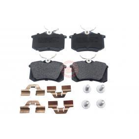 MASTER-SPORT Bremsbelagsatz, Scheibenbremse 1J0698451N für VW, AUDI, FORD, RENAULT, PEUGEOT bestellen