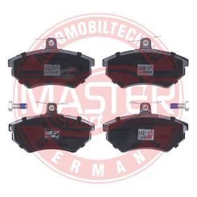 MASTER-SPORT Bremsbelagsatz, Scheibenbremse 357698151D für VW, AUDI, SKODA, SEAT bestellen