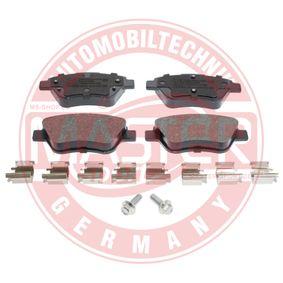 MASTER-SPORT Bremsbelagsatz, Scheibenbremse 77364517 für FIAT, ALFA ROMEO, LANCIA, ABARTH bestellen