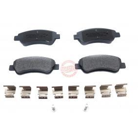 MASTER-SPORT Brake Pad Set, disc brake 1613192280 for PEUGEOT, CITROЁN, DS, PIAGGIO acquire