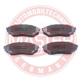 Kit pastiglie freno 13046058542N-SET-MS MASTER-SPORT