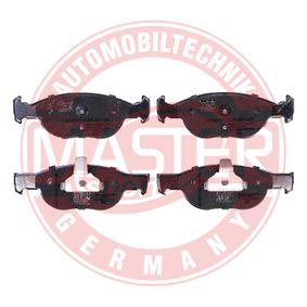 Stub axle wheel suspension 13046071252N-SET-MS MASTER-SPORT