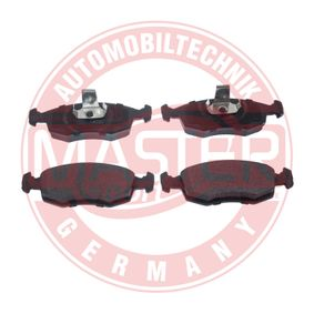MASTER-SPORT Bremsbelagsatz, Scheibenbremse 9949125 für FIAT, SEAT, ALFA ROMEO, LANCIA bestellen