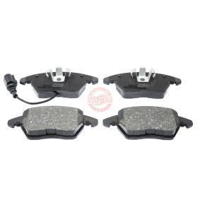 MASTER-SPORT Bremsbelagsatz, Scheibenbremse 3C0698151A für VW, AUDI, SKODA, SEAT, PORSCHE bestellen