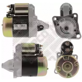 Starter Motor 13576 MAPCO