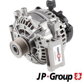 Generator JP GROUP Art.No - 1390103200 OEM: A0141540702 für MERCEDES-BENZ kaufen