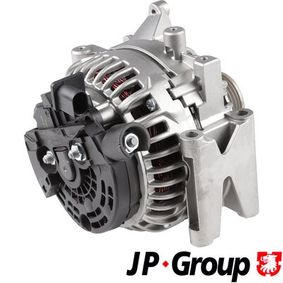 JP GROUP Generator A0141540702 für MERCEDES-BENZ bestellen