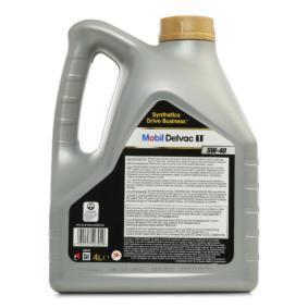 Aceite de motor 5W-40 (148368) de MOBIL comprar online