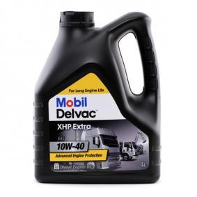 Motoröl 10W-40 (148369) von MOBIL bestellen online