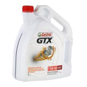 Car oil API CF 14C19F from CASTROL original quality