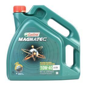 SAE-10W-40 Car oil from CASTROL 14F6A6 original quality