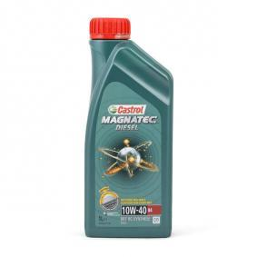 PEUGEOT Car oil from CASTROL high-quality