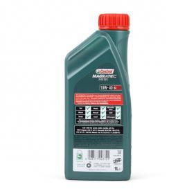 Aceite para motor CASTROL Art. Nr.: 14F6DB