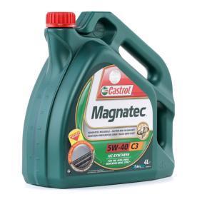 PEUGEOT Motorový olej od CASTROL 14F9CF OEM kvality