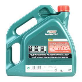 14F9CF koupit CASTROL Automobilové oleje PEUGEOT