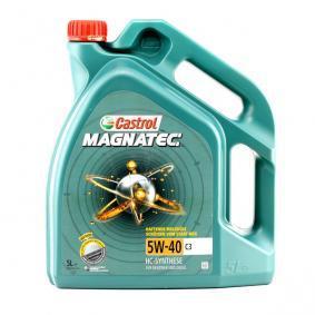 PEUGEOT Motoröl (14F9D0) von CASTROL Online Shop