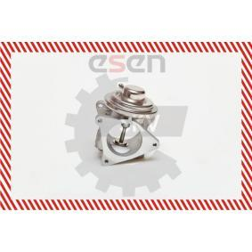 Agr-клапан / всмукателна тръба 14SKV019 ESEN SKV