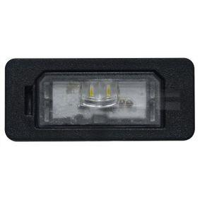 Beliebte Kennzeichenbeleuchtung TYC 15-0295-00-9 für BMW 3er 320 d 163 PS