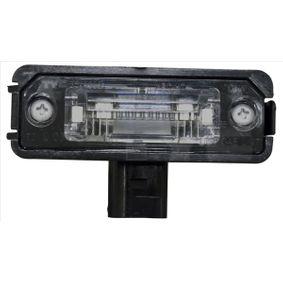 Nummernschildbeleuchtung TYC (15-0305-00-9) für VW GOLF Preise