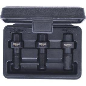 150.1355 Jogo de ferramentas de abrir roscas de KS TOOLS ferramentas de qualidade