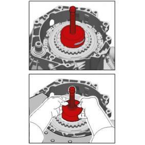 Cheie pentru piulite cu doua gauri de la KS TOOLS 150.3205 online