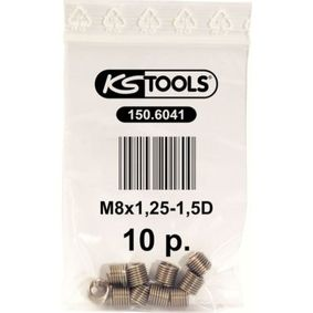 KS TOOLS Inserto filettatura 150.6041 negozio online