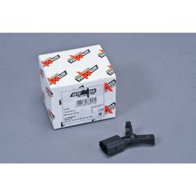 Sensor, Raddrehzahl AUTOMEGA Art.No - 150043810 OEM: 6Q0927807B für VW, AUDI, SKODA, SEAT kaufen