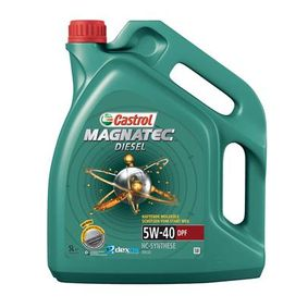 CASTROL Auto oil 5W40 (1502BA) at low price