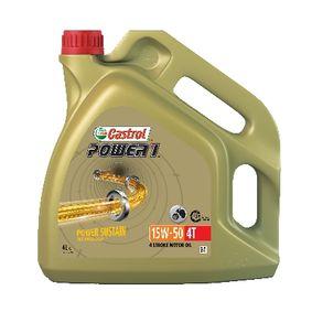 SAE-15W-50 Двигателно масло от CASTROL 15044F оригинално качество