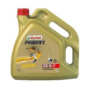 Cинтетично двигателно масло 15049B от CASTROL оригинално качество